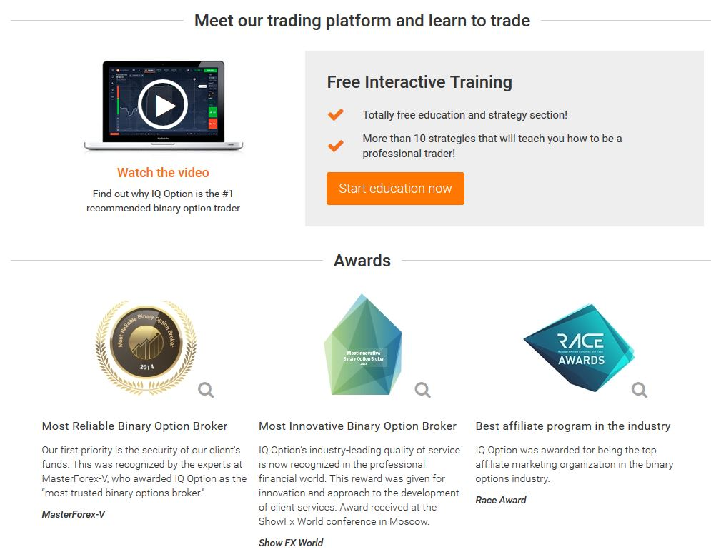 Best binary option broker review