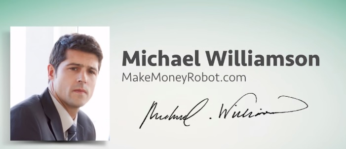 make money robot michael williamson