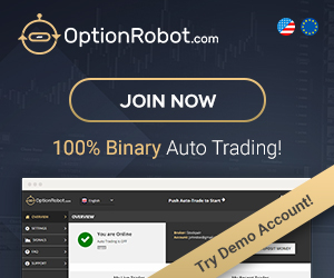 Olymp Trade Trading Platform Screenshot